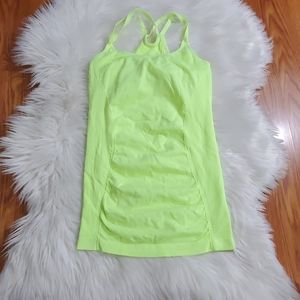 Zella athletic tank top size Small